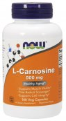 NOW Foods L-Carnosin 500 mg 100 kapslar