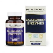 Dr. Mercola Gallbladder Enzymes 30 kapslar