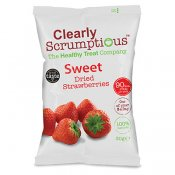 Sweet Dried Strawberries 30g