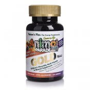 Animal Parade Multivitamin och Mineral GOLD 60 tuggtabletter