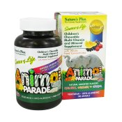 Animal Parade Multivitamin och Mineral 180 tuggtabletter
