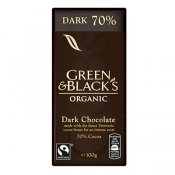 G&B's Dark Chocolate 70% Eko 100 g