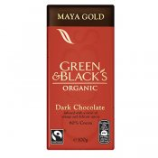 Maya Gold Dark Chocolate 100g 55%