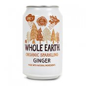 Whole Earth Sparkling Ginger Eko 33cl