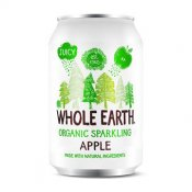 Whole Earth Sparkling Apple Eko 33cl
