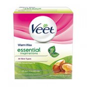 Veet Essential Inspirations Warm wax 200 ml