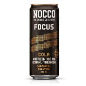 NOCCO BCAA Focus Cola 330ml Sockerfri