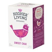 Higher Living Organic Sweet Chai 15p
