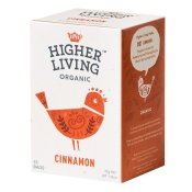 Higher Living Organic Cinnamon 15p