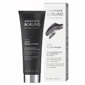 Annemarie Börlind 2 in 1 Black Mask 75ml