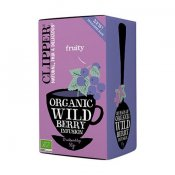 Clipper Wild Berry Infusion20 tepåsar