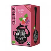 Clipper Black Summer Berry 20p EKO