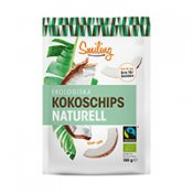 Smiling Kokoschips Naturell 100 g EKO