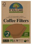 If You Care Kaffefilter No. 2 100 st