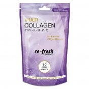 Re-fresh Multi Collagen 30 Dagar Högdos