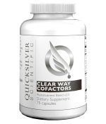 Quicksilver Scientific Clear Way Cofactors 75 kapslar