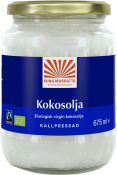 Kung Markatta Kokosolja Virgin Eko 675 ml