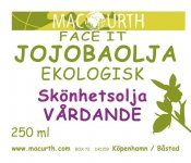 MacUrth Jojobaolja EKO 250 ml