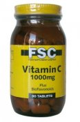 FSC Vitamin C 1000 mg 90 tabletter