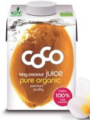 Dr. Martins Coco Juice King Coconut 500ml EKO