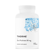 Thorne Research Zinc Picolinate 30 mg 180 kapslar