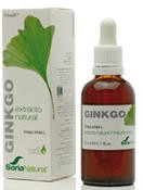 Soria Natural Ginkgo 50 ml