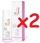 Jabushe soft cream 50ml Dubbelpack