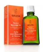 Weleda Arnica Massage Oil 200 ml