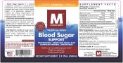 Mineralife Blood Sugar Support 240 ml