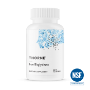Thorne Research Iron Bisglycinate 60 kapslar