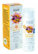 Eco Cosmetics Baby & Kids Solkräm SPF 50 plus Eko 50 ml