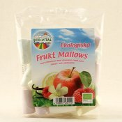 Eco-Vital Fruktmallows EKO 90 g
