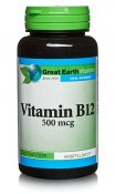 Great Earth Vitamin B12 500 mcg 210 tabletter