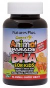 Animal Parade DHA For Kids 90 tuggtabletter