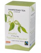 Hampstead Tea Peppermint & Spearmint EKO 20 tepåsar