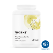 Thorne Research Whey Protein Isolate vanilj 807 g