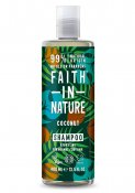 Faith In Nature Kokos Schampo 400 ml