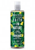 Faith In Nature Citron & Tea Tree Shampoo 400 ml