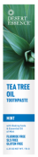 Desert Essence Tea Tree Oil Toothpaste Mint