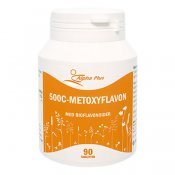 Alpha Plus 500C-Metoxyflavon 500 mg 90 tabletter