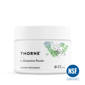 Thorne Research L-Glutamine pulver 513 g