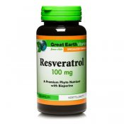 Great Earth Resveratrol 100 mg 60 kapslar
