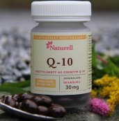 Naturell Q10 30 mg 90 Kapslar