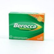 Bayer Berocca Performance 45 brustabletter