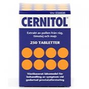 Cernitol 250 tabletter