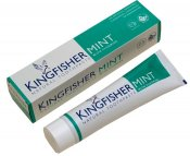 Kingfisher Tandkräm Mint Fluor 100ml