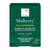 New Nordic Mulberry 60 tabletter
