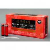 Peking Royal Jelly Red Label 10 ml x 30 Flaskor