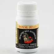 Royal Jelly Bidrottningsgelé 1000 mg 30 kapslar