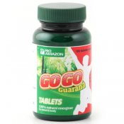 Rio Amazon Gogo Guarana 500 mg 100 tabletter